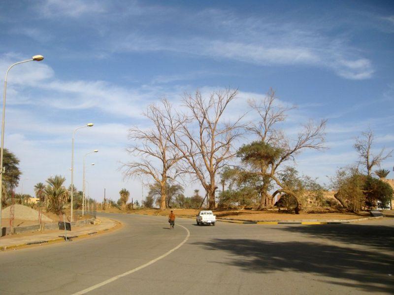 A DESERT STREET