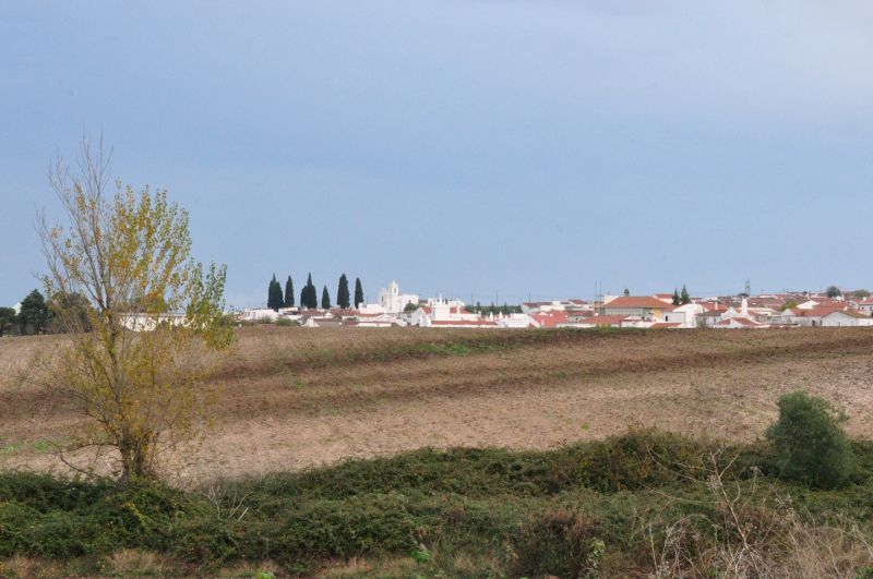 ALENTEJO, PORTUGAL-A WHITE VILLAGE