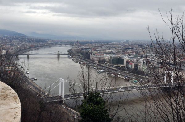 BUDAPEST ON A RAINY DAY-2
