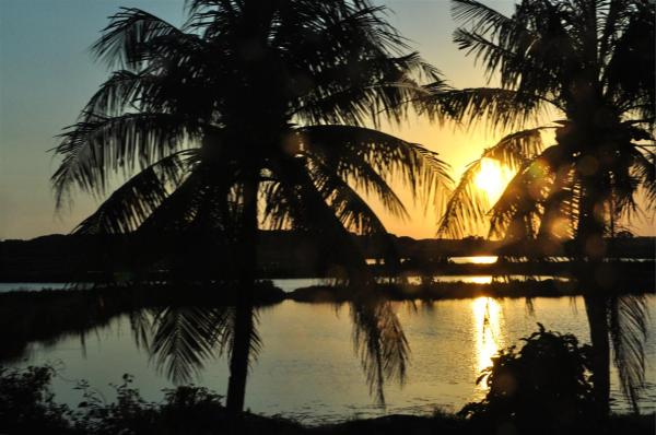 SUNSET IN SULAWESI