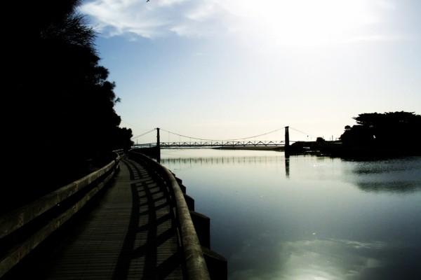 Erskine River Footbridge