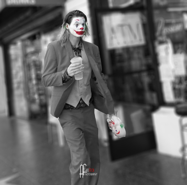 Walking Joker