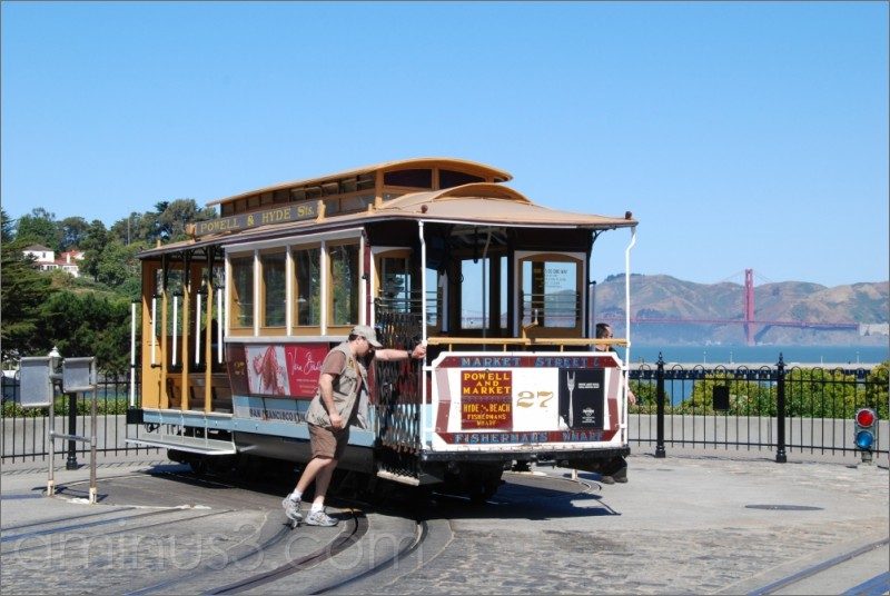 Cablecar Turntable