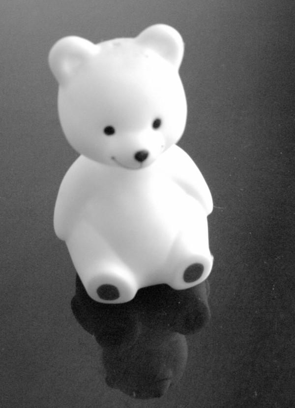 Tiny Polar Bear