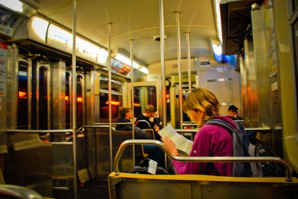 Chicago Subway system