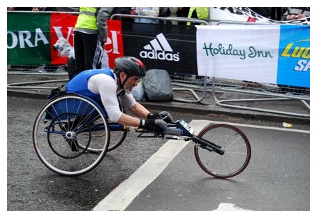 the best of London Marathon