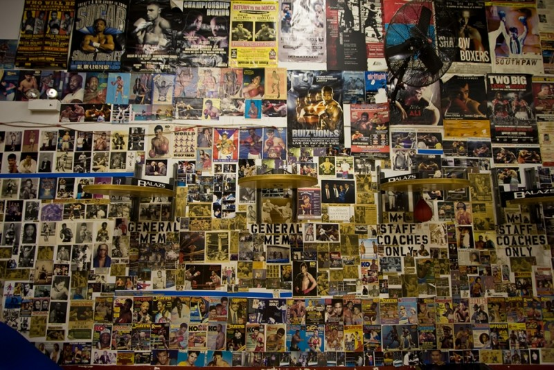 Boxing Wall of Fame