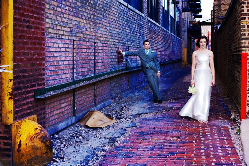 Urban Wedding - contest finalist