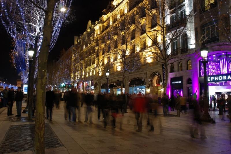 CONFUSION (Champs - Elysèes)