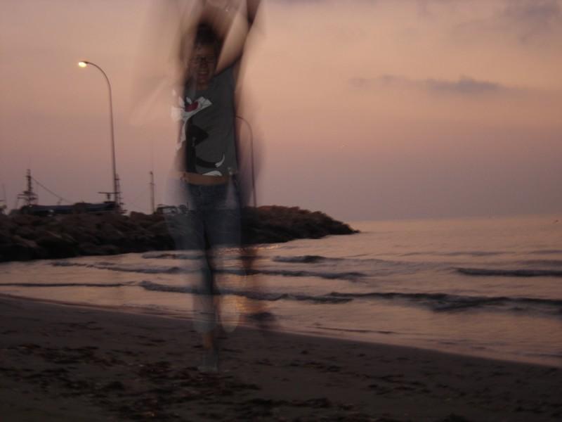 flying at larnaca