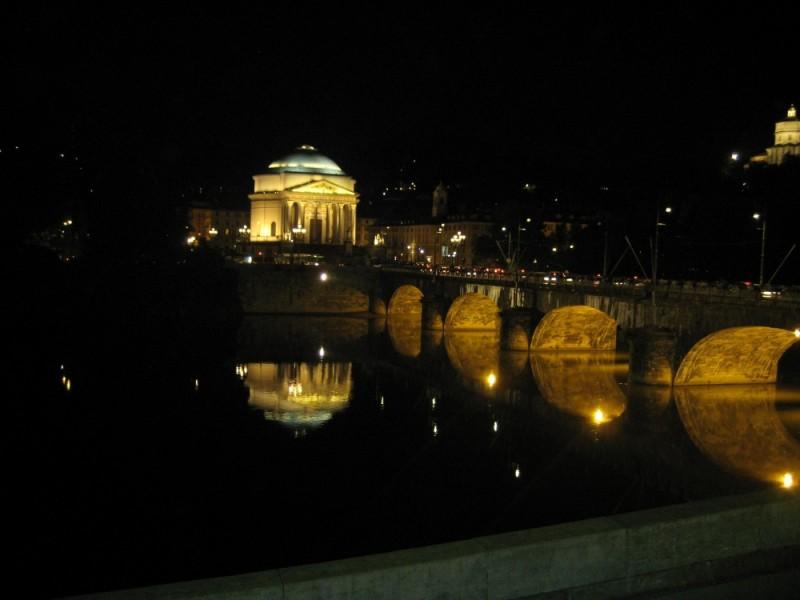 Po River, Turin