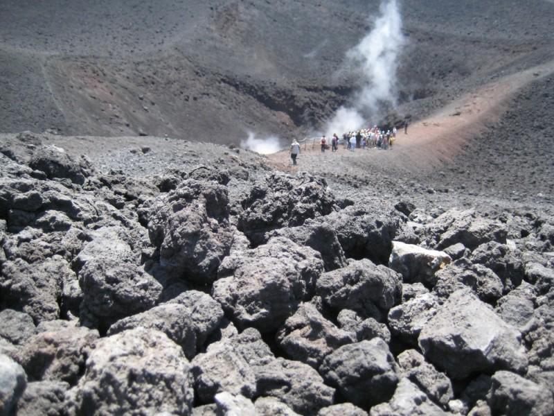 Mount Etna II