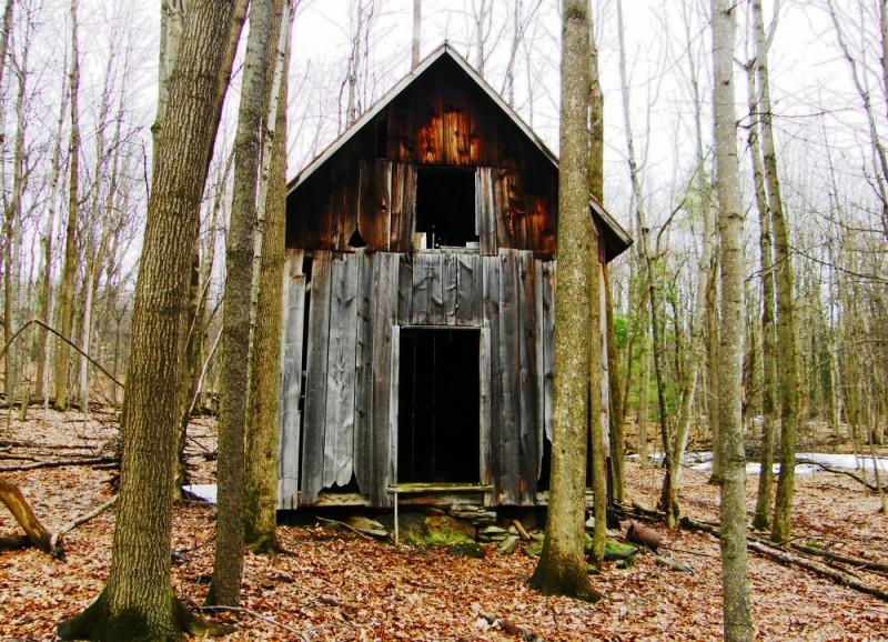 a shack capture
