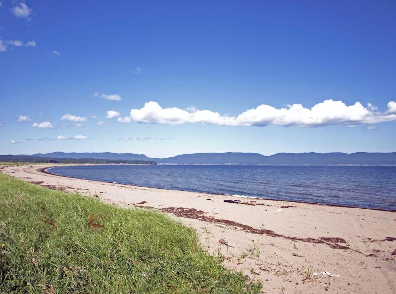 a beach capture