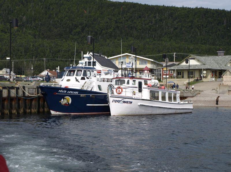 a boat capture