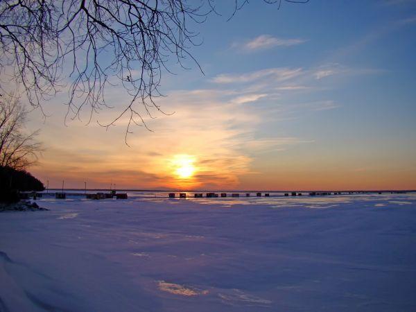 a winter capture