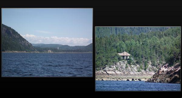 a fjord capture
