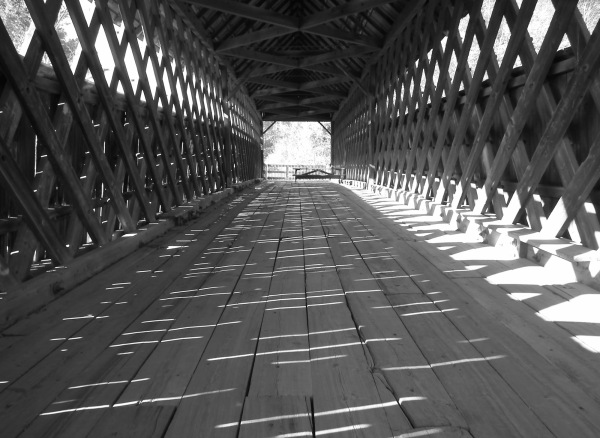 a bridge capure