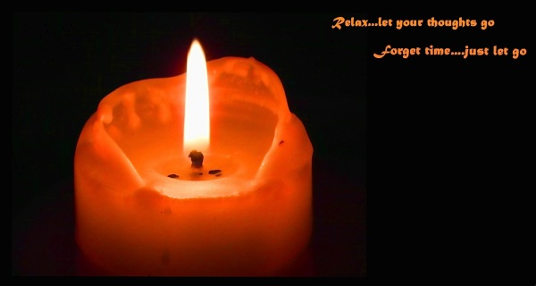 a candle capture
