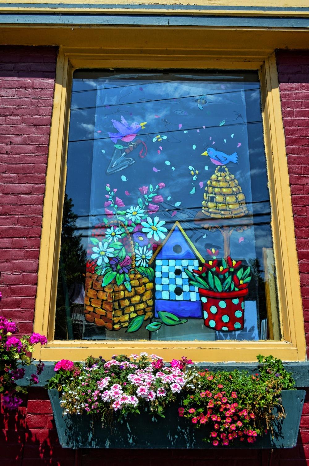 a window capture