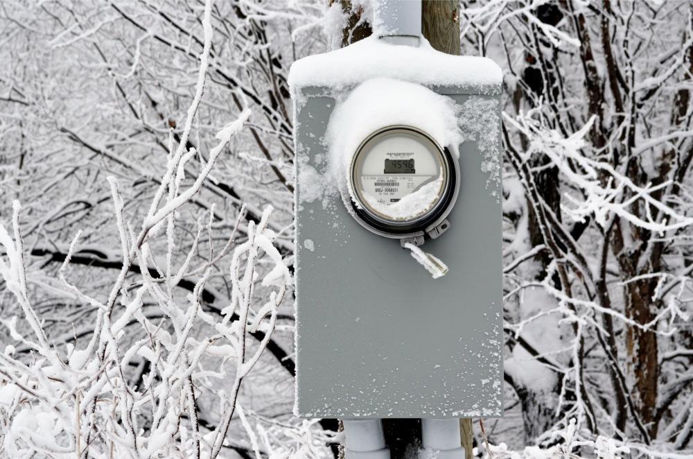 a meter capture