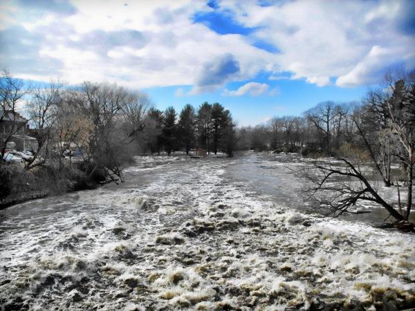 spring ice break