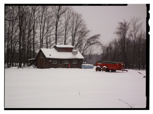 small barn capture
