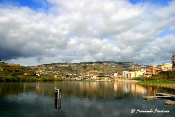 Cidade do Peso da Régua - Douro - Portugal