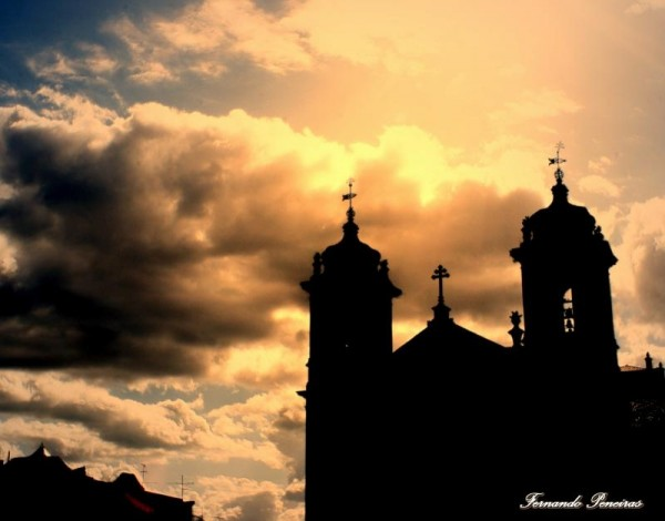 Igreja em Braga - Portugal