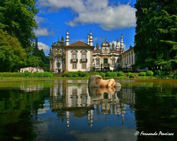 Palácio de Mateus - Vila Real - Portugal