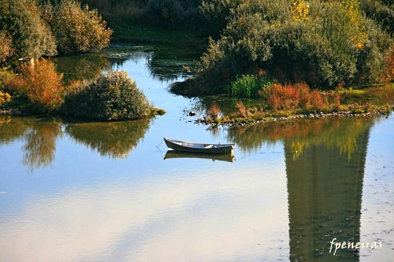 DOURO - Barco no rio Douro