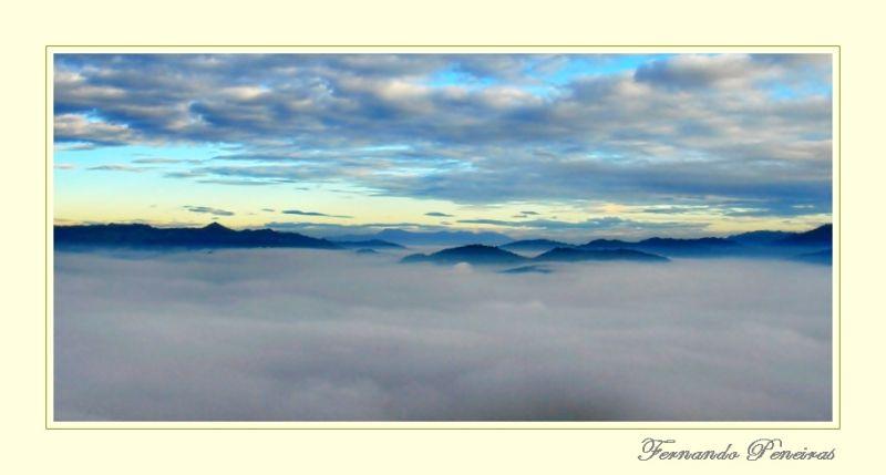 Nevoeiro no Douro - Portugal