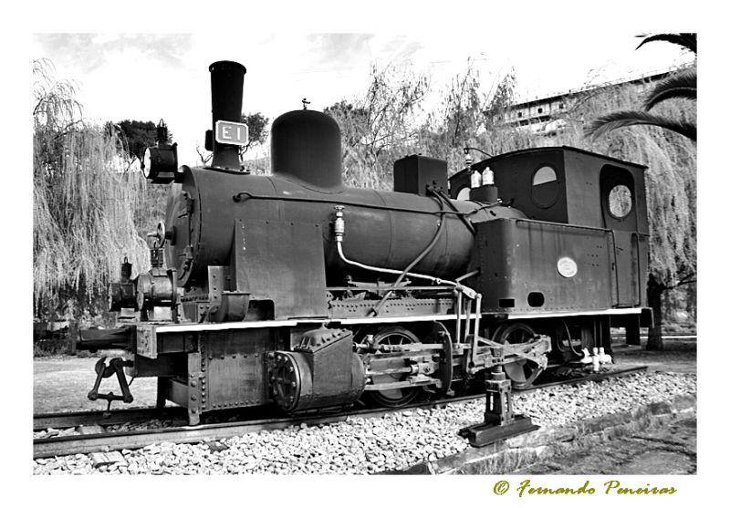 Máquina a Vapor do Douro - Portugal