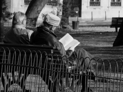 public reading