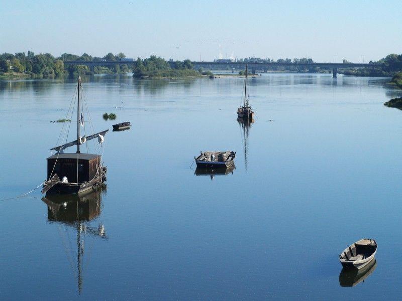 La Loire at Blois