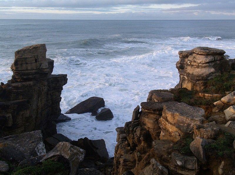 Coast of Peniche