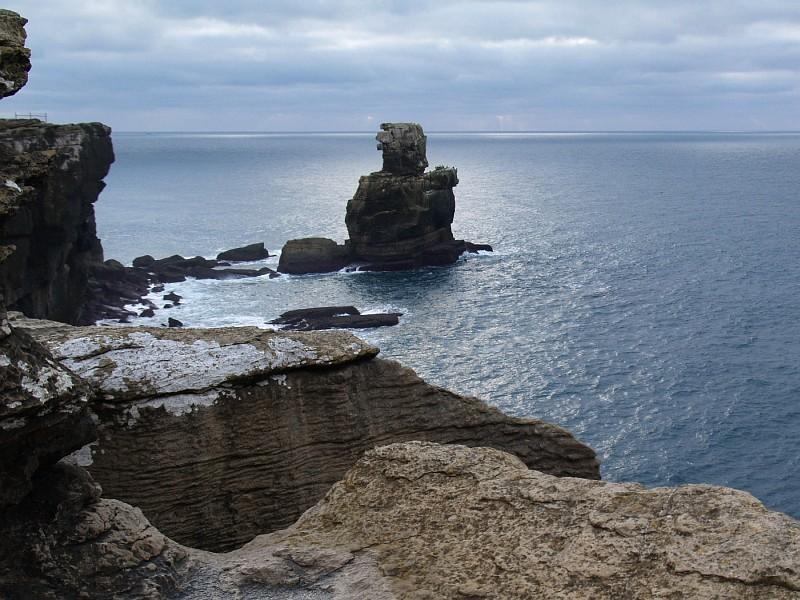 Peniche coast