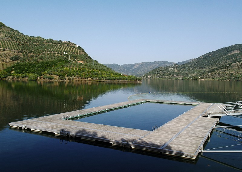 Douro river at Congida