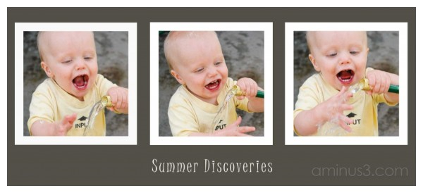 Summer Discoveries