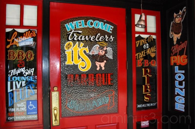 Lucille's smokehouse