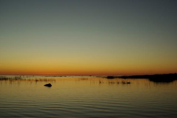 Seaside, Baltic sea