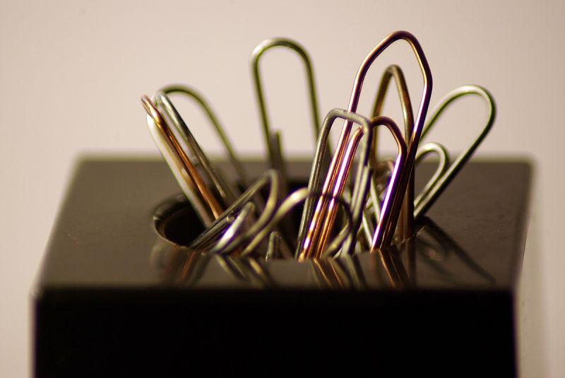 papre clips