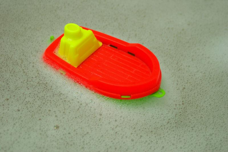 children's toy - ship