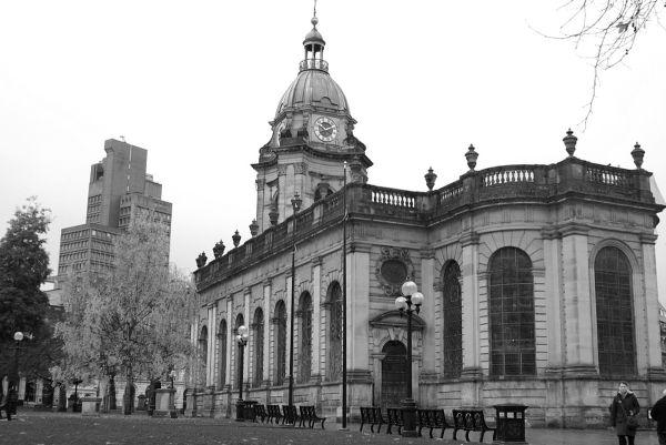 Birmingham, church building