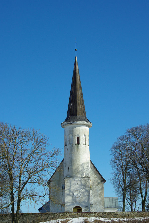 Lutheran Church in Lüganuse