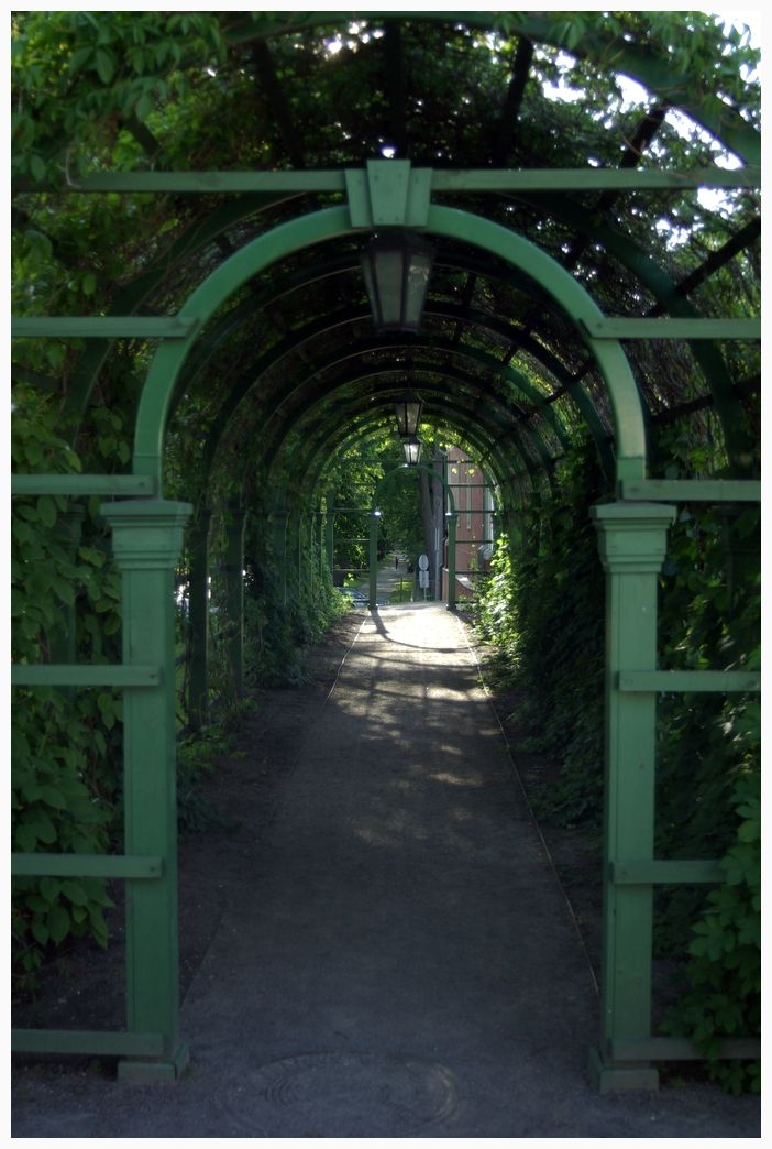 image from the Kadriorg park