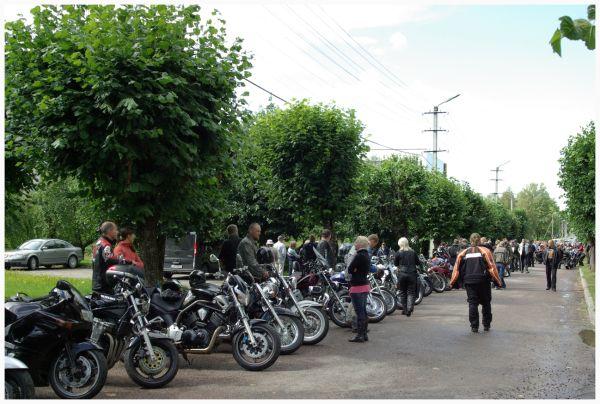 Türi bikers club Alempois