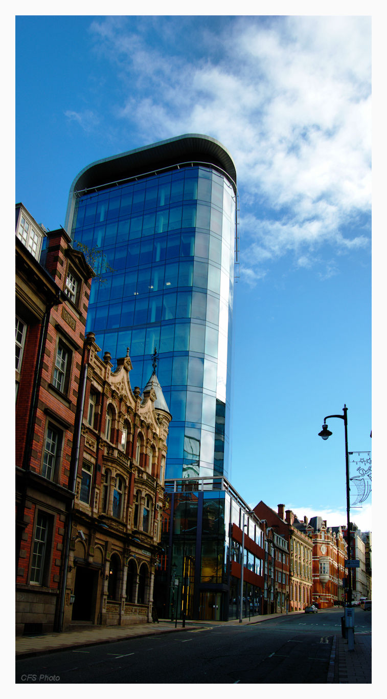 streets of Birmingham