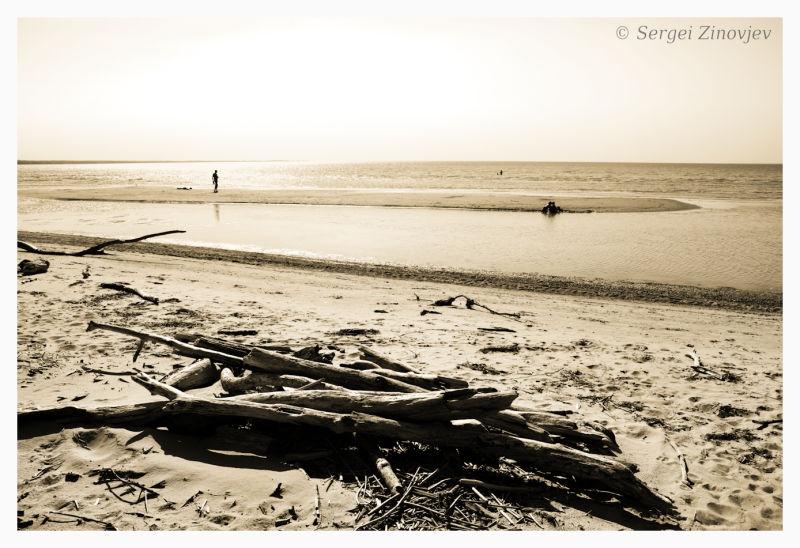 beach in pärnumaa