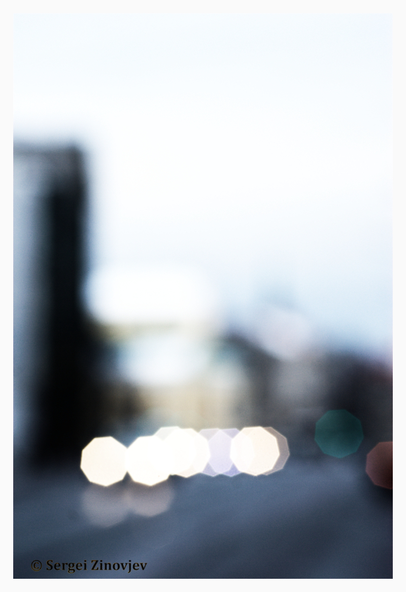 blurred image of Tallinn